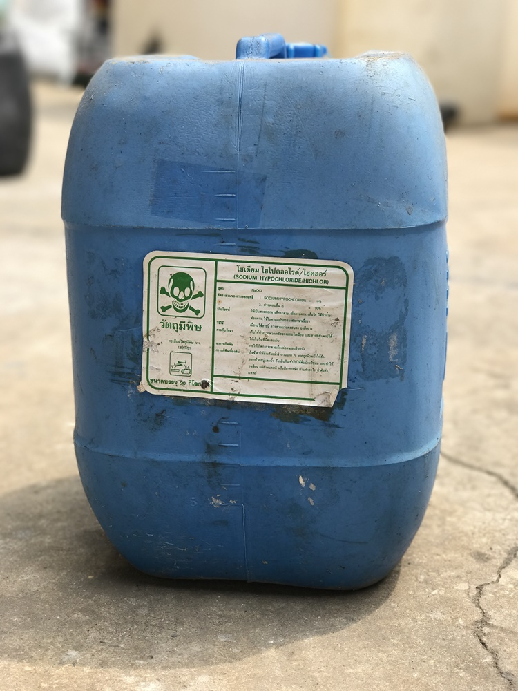 Liquid-Chlorine