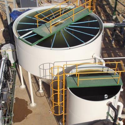 ระบบน้ำประปาสำหรับอุตสาหกรรมขนาดใหญ่และชุมชน